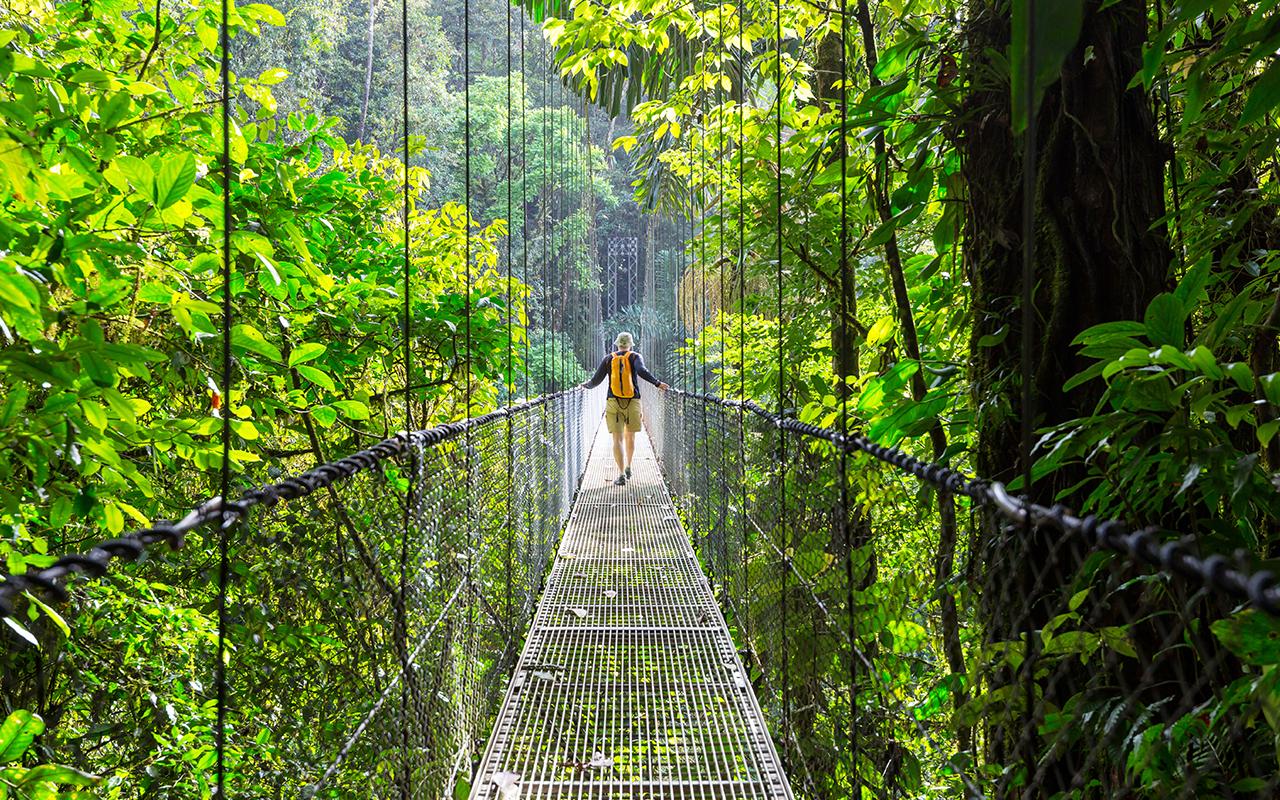 voyage en pleine nature
