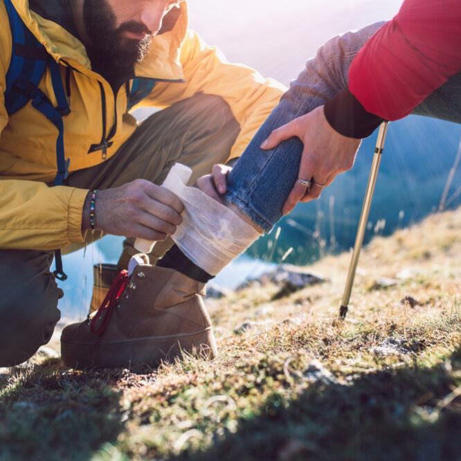 soucis de santé courants en randonnée